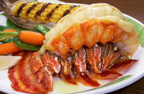 Grilled lobster recipe