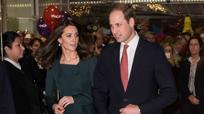 Prince William teases Kate Middleton over