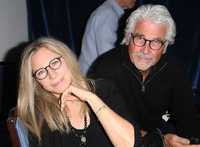 Celebrity Couple Love Stories: James Brolin & Barbra Streisand