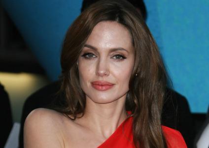 Angelina Jolie welcomed as 'Goodness Angel