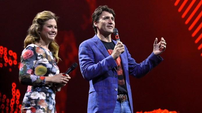 Justin Trudeau Spoke Up for Global