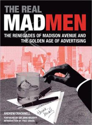 TV-inspired books: A Mad Men mash-up