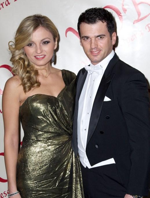 Tony & Lina Dovolani Vienesse Opera Ball