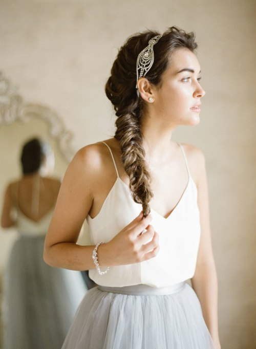 Ethereal Bridal Hair Accessories | KT Merry