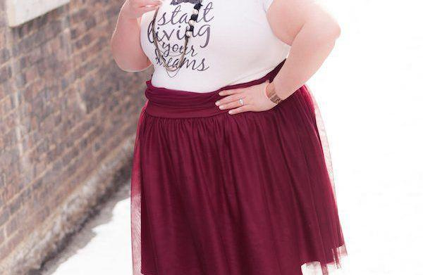 Seven stylish plus-size skirts