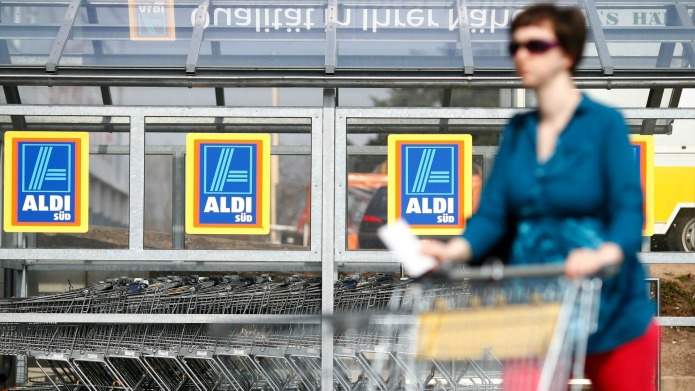 You need to shop at Aldi