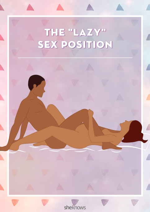 Sex positions to try before you die