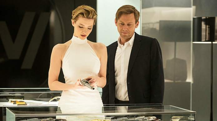 What Talulah Riley's Westworld promotion means
