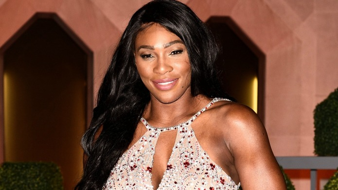Serena Williams announced her engagement to