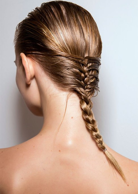 Combo Fishtail and Classic Braid