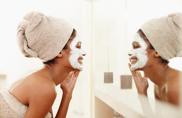 Do a celebrity style facial at