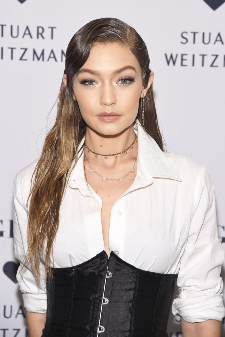 Celebrities On Their Favorite Thanksgiving Dishes | Gigi Hadid