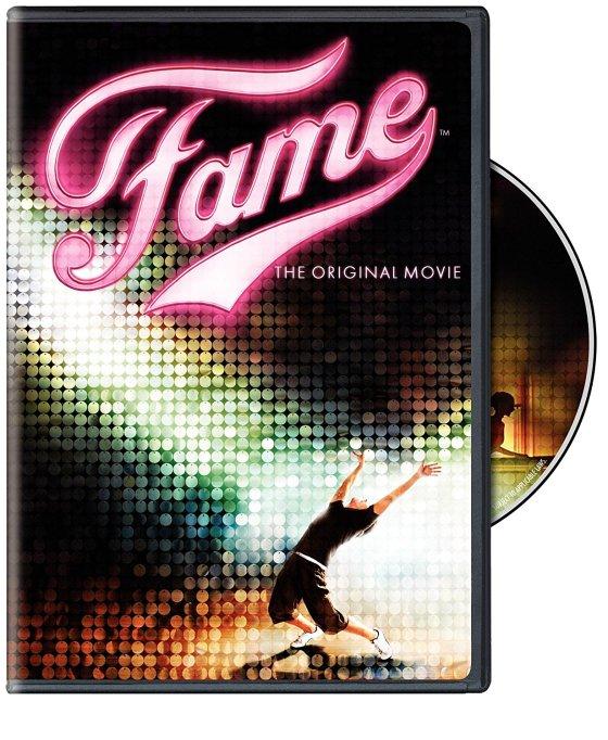 'Fame' DVD art