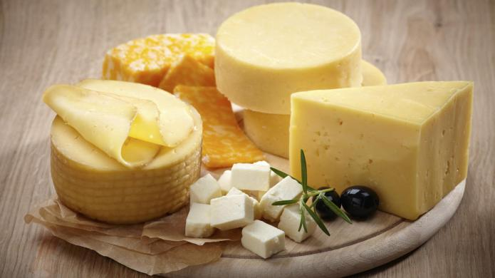 The Ultimate Cheese Chart is the