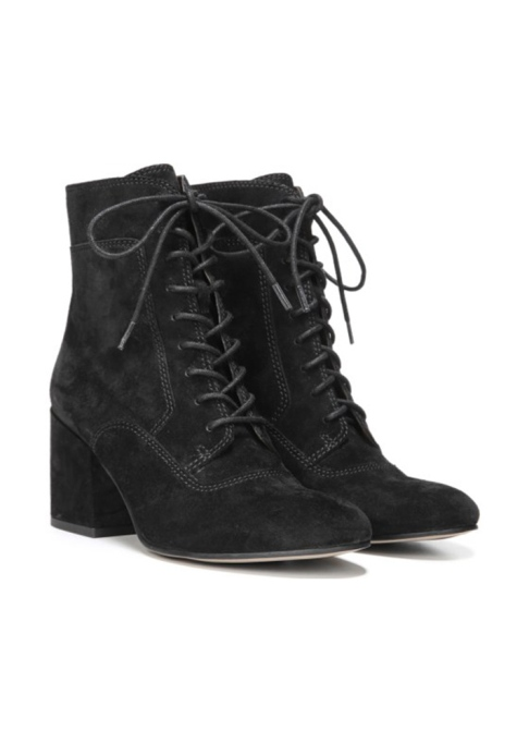 Fall Boots To Shop Before They Sell Out: Franco Sarto Aldrich Lace Up Bootie | Fall Fashion Trends 2017