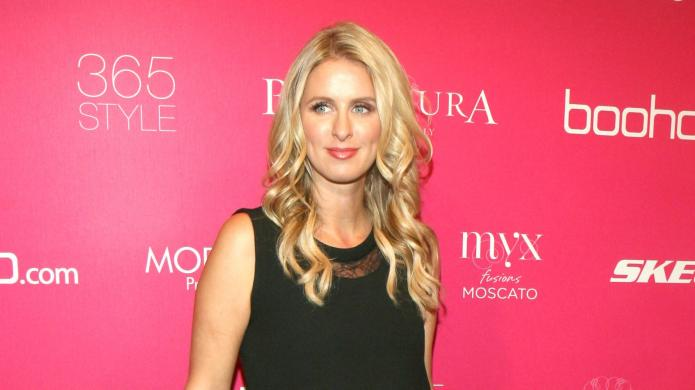 Nicky Hilton is finally showing off