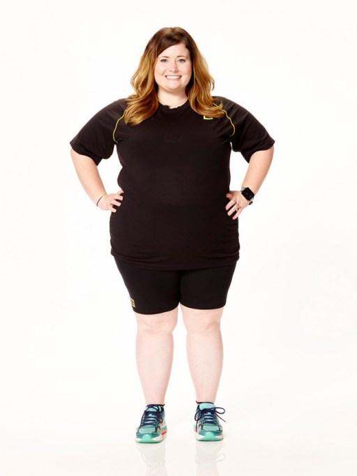 The Biggest Loser Season 17 contestant Sarah Gilbert