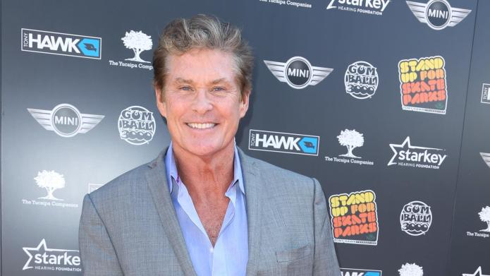 David Hasselhoff tells how he really