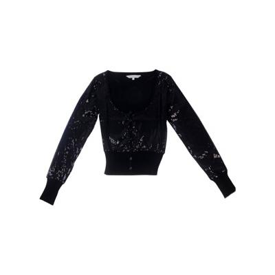 Sparkly sweaters for the glitzy woman