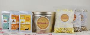 Masala Pop Indian-Spiced Popcorn is amazing