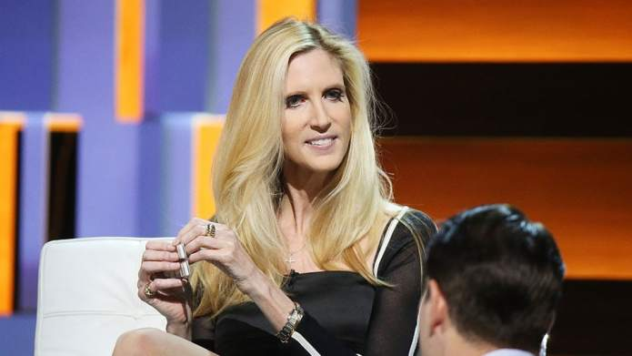 Delta & Ann Coulter Are Feuding