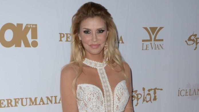 RHOBH's Brandi Glanville dated a very