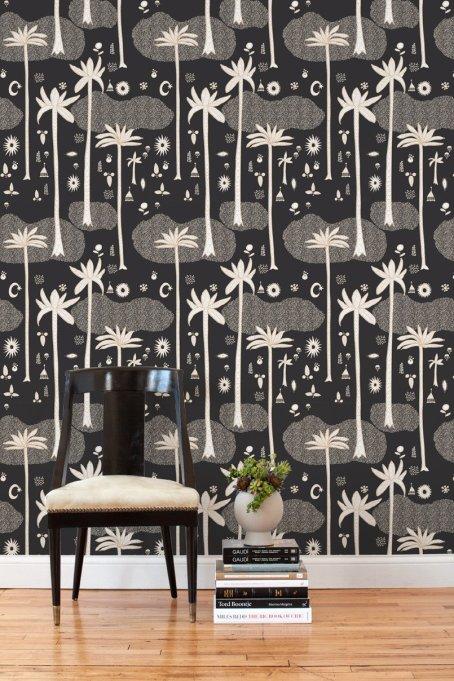 Hygge & West Cosmic Desert Wallpaper Tiles