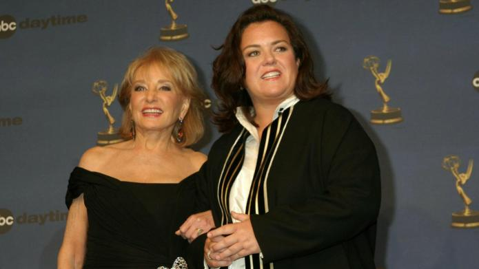 Rosie O'Donnell disses Whoopi during her