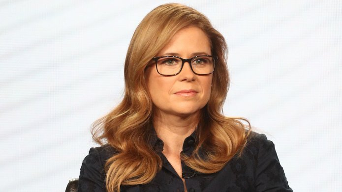 Jenna Fischer Posts About Upsetting Visit