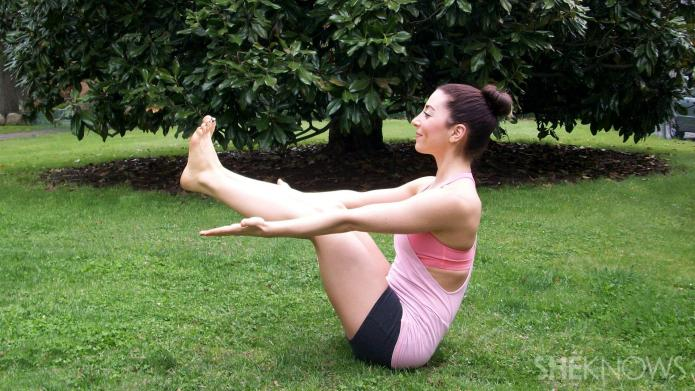 5 Yoga poses to improve your