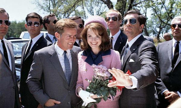 Blair Brown as Jackie Kennedy