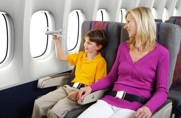 The best airlines for travelling with
