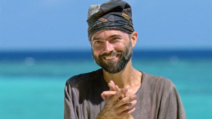 Survivor's David Wright says he was