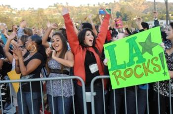 LA is ready to rock American Idol
