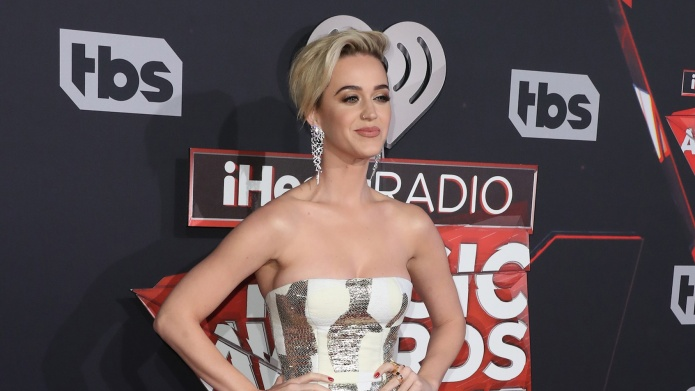 Katy Perry Opened Up About Her