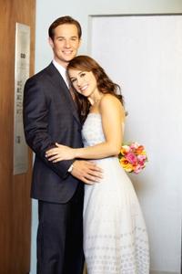 Lacey Chabert stars in the Hallmark orginal movie Elevator Girl