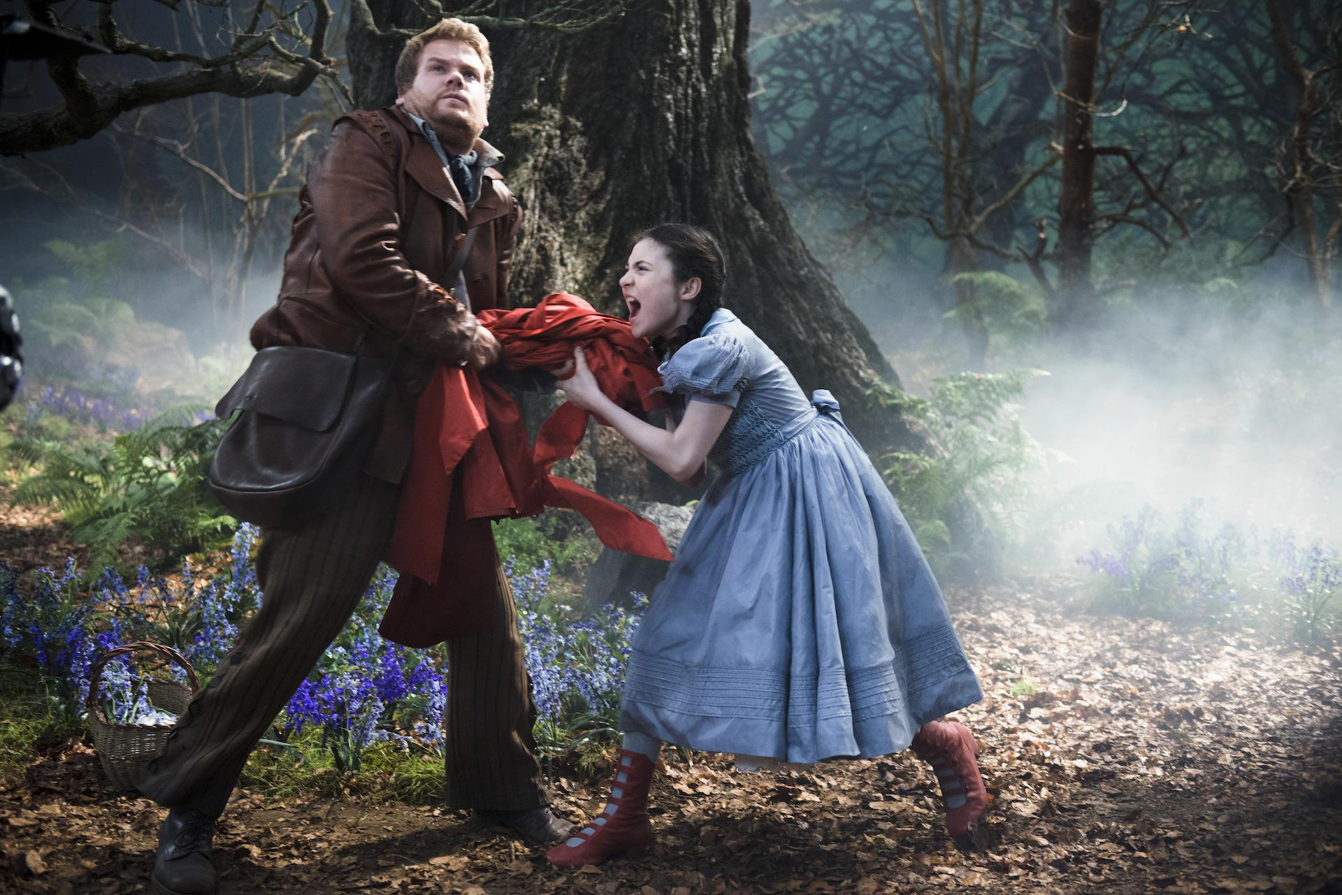Into The Woods The Real Fairy Tales Behind The Characters Sheknows