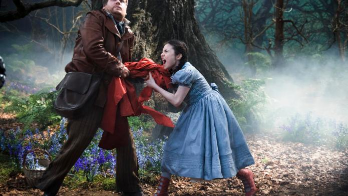 Into the Woods: The real fairy