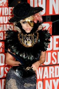 Lady Gaga after