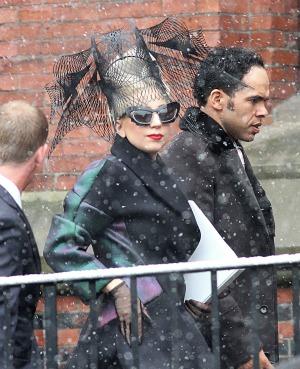 Lady Gaga BTW