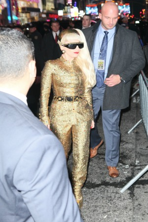 Gaga Concussion