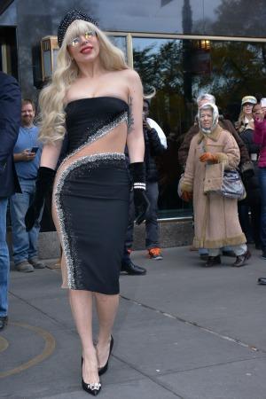 Lady Gaga admits it was hard to find love