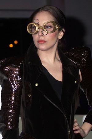 Lady Gaga addicted to marijuana