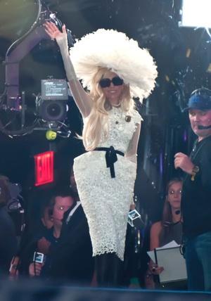 Lady Gaga Thanksgiving Announcement