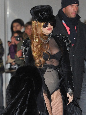 Lady Gaga visits sick fan before canceling tour