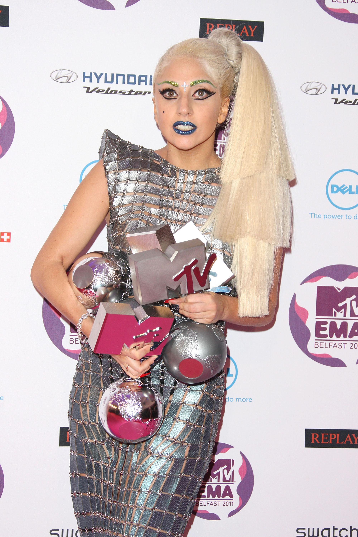Lady Gaga More Tours