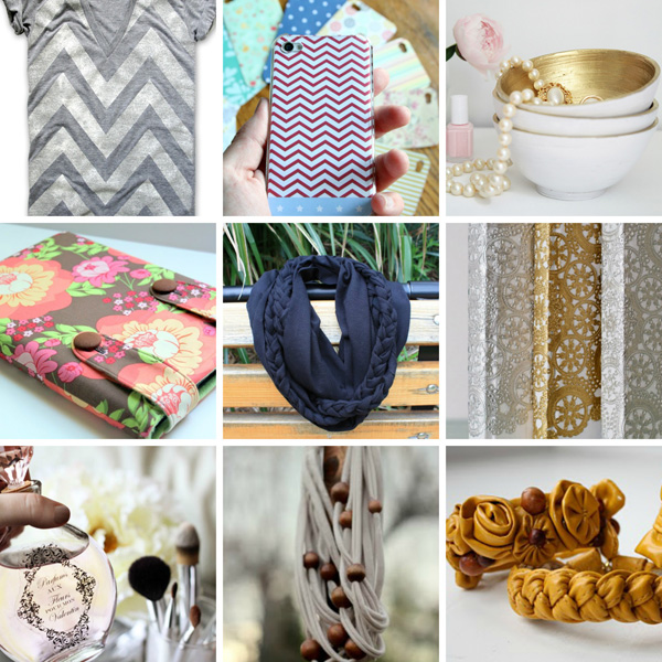 Handmade holiday gifts for women