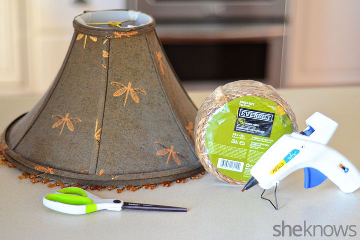 Lamp shade supplies