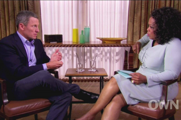 Lance Armstrong on Oprah's Next Chapter