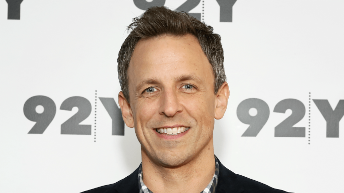 Seth Meyers Is Going to Help